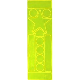 Reflexite Aufkleber Set Reflektor 12-teilig